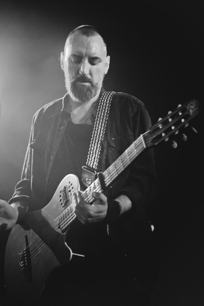 Fink's Secret London Show - photo by Fabrice Bourgelle