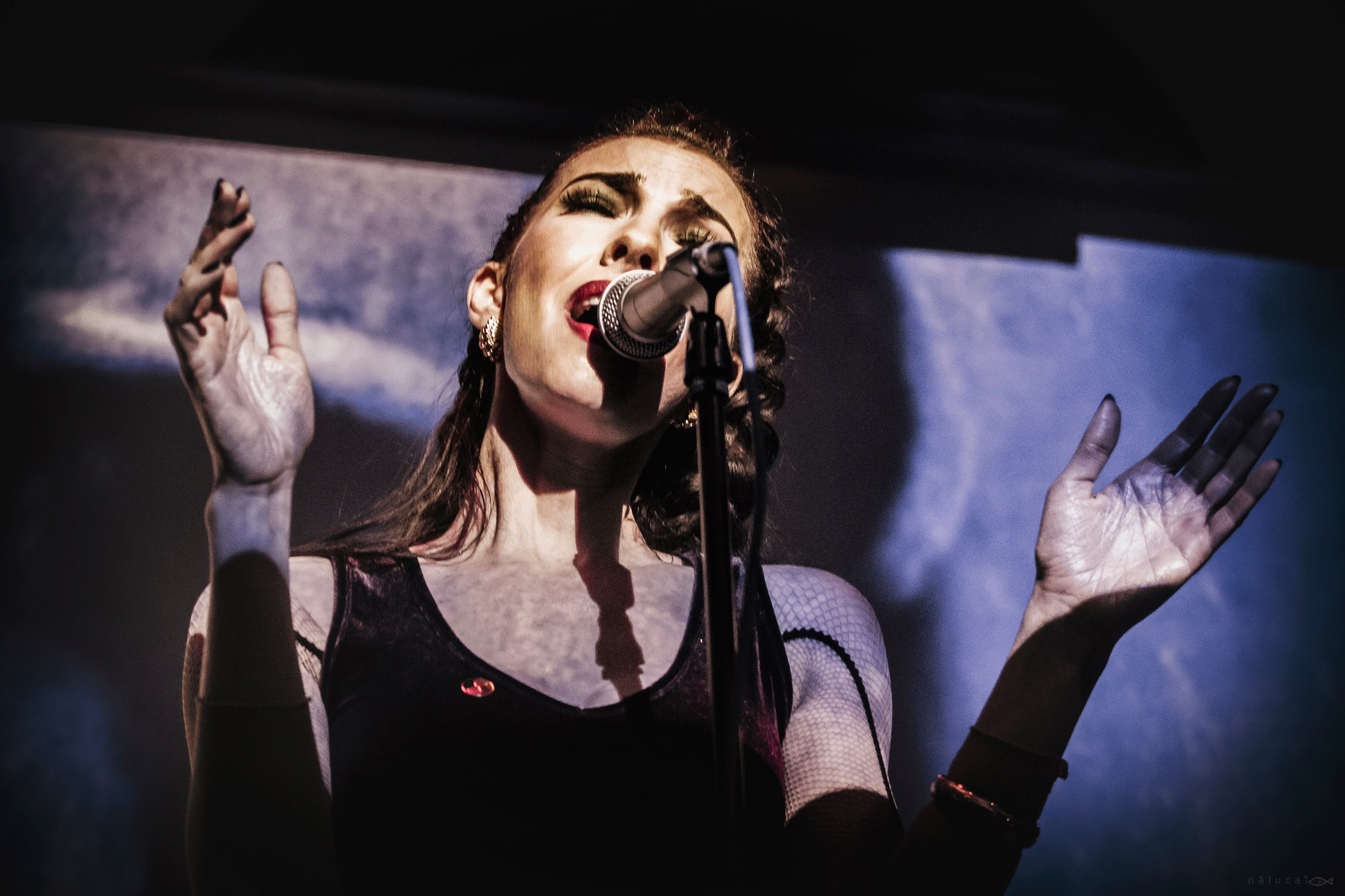 chrysta bell at control by naluca