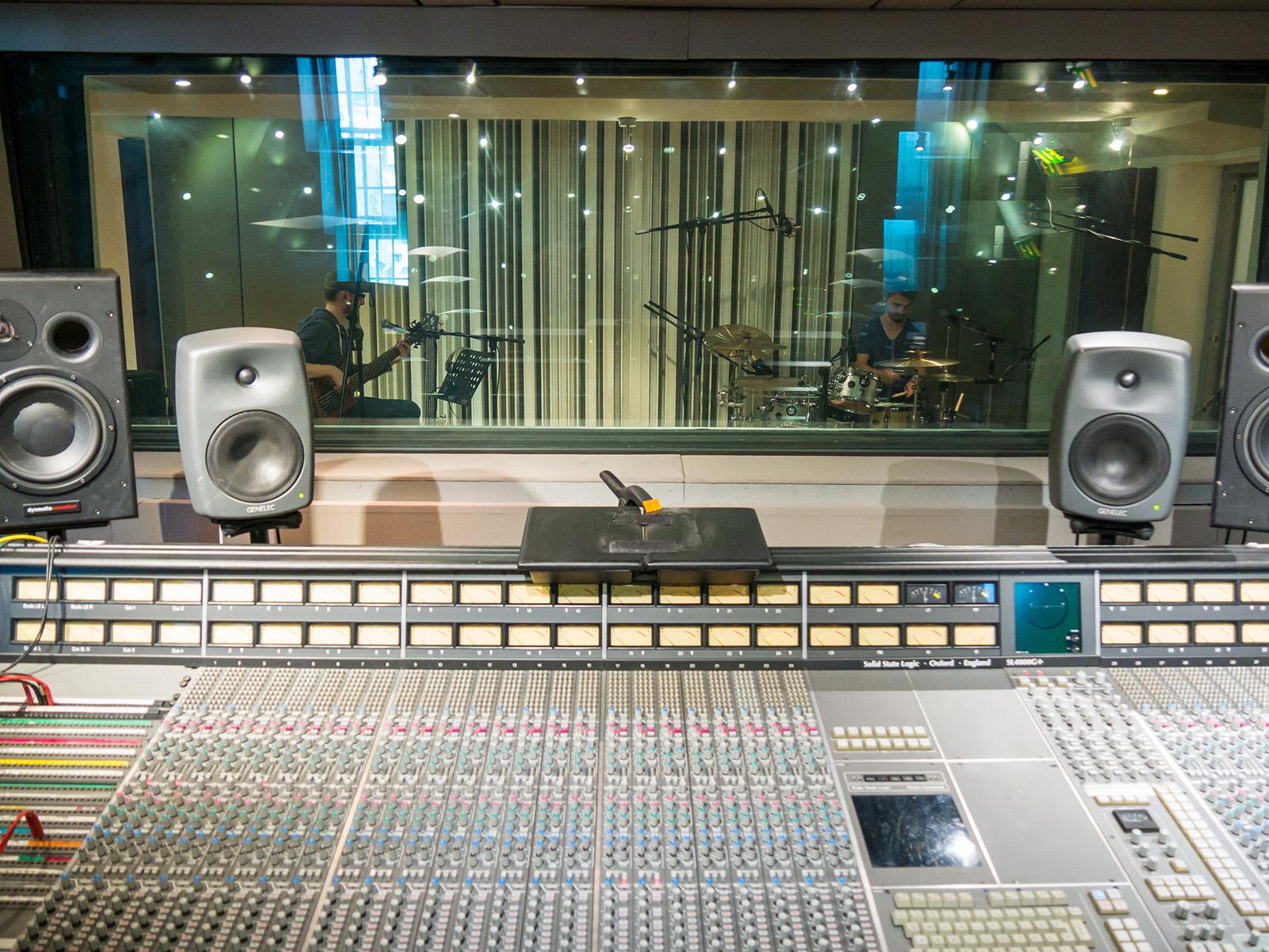Dublin - Windmill Lane Studios