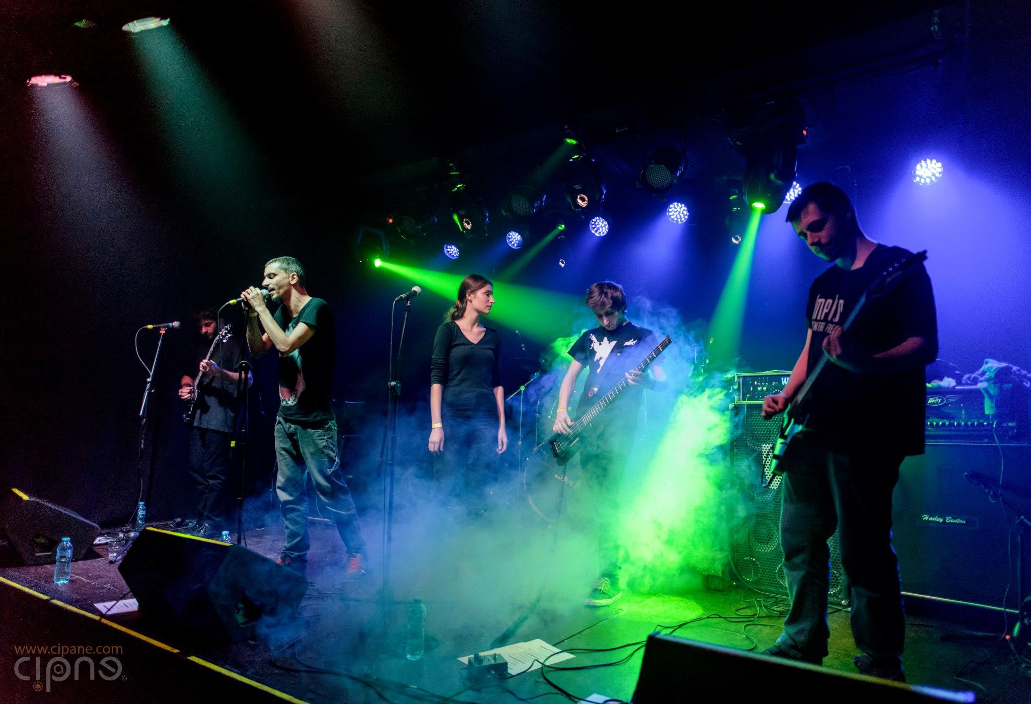 Flesh Rodeo live - lansare EP